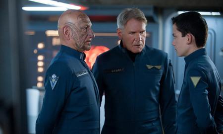 Taquilla USA: Harrison Ford de nuevo en la ciencia-ficción