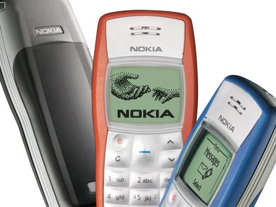 Nokia 1100, el teléfono móvil más vendido de la historia