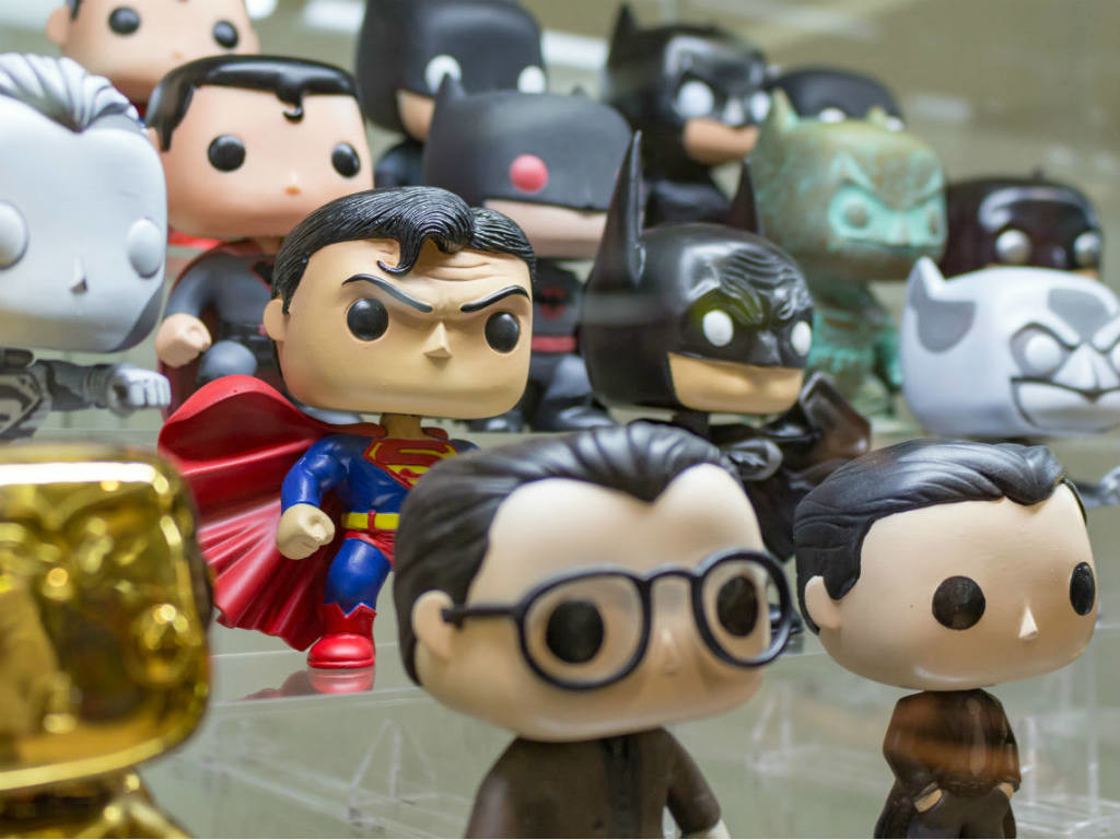 The Funko Pop will be the movie of the hand of Warner Animation