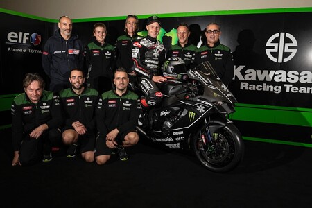 Kawasaki Ninja Zx 10rr 2021 Jerez