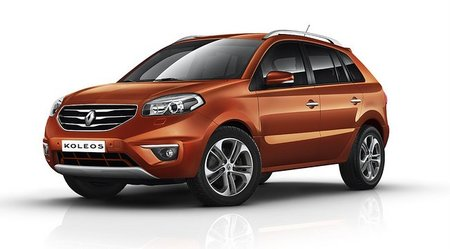 Renault Koleos 2012, llega la renovación