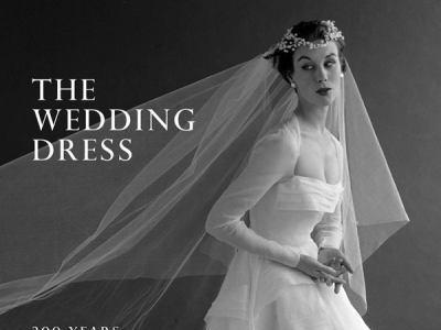 El libro de moda de la semana: The Wedding Dress: 300 Years of Bridal Fashion