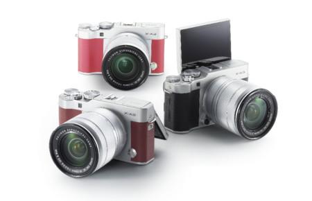 Fuji X A3 3colors Images