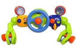 Baby Go Go!, un simulador de conducción para niños