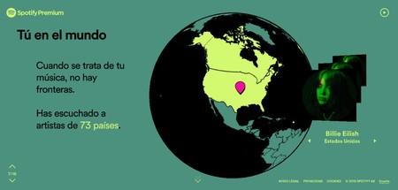 Spotify Mundo