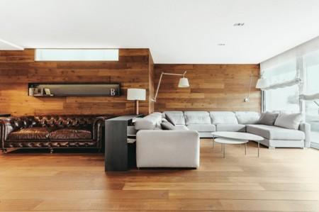 Una casa reformada en Sarrià que destila confort