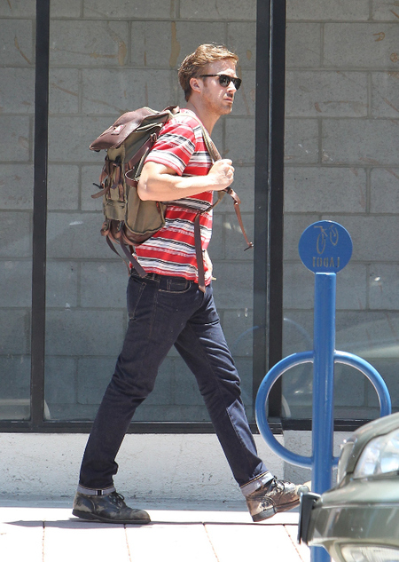 Mochila Ryan Gosling