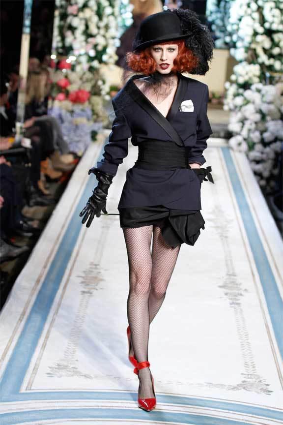 Foto de Lanvin y H&M, colección Alta Costura en un desfile perfecto: los mejores vestidos de fiesta (6/31)