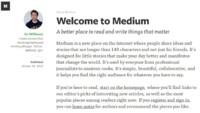 Así es Medium desde dentro: lo probamos