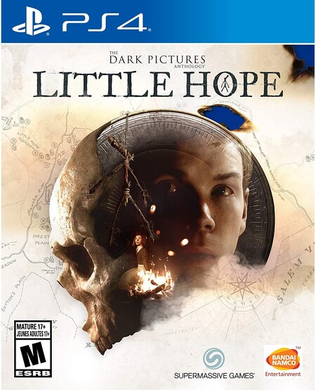 The Dark Pictures Little Hope para PS4