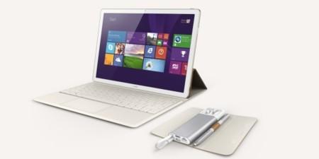 Huawei presenta el MateBook, un dispositivo convertible con cuerpo de aluminio