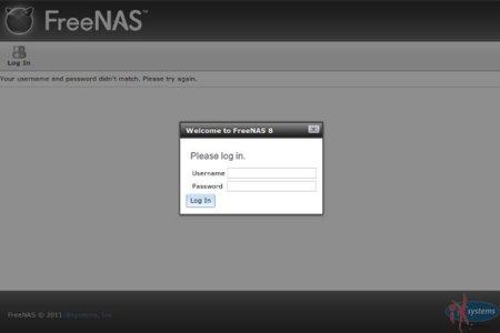 FreeNAS, nueva versión 8.0 para crear tu propio NAS