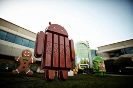 Sony da «luz verde» a la actualización a Android 4.4 KitKat para sus smartphones