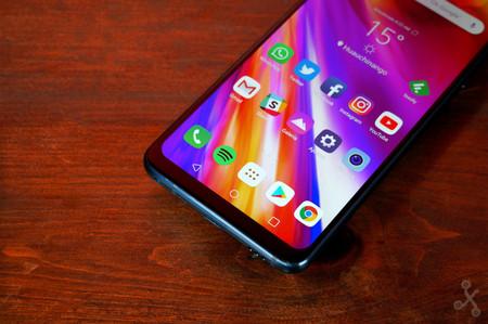 Pantallas que emiten sonido, el próximo paso de smartphones en 2019 al que se sumaría el LG G8