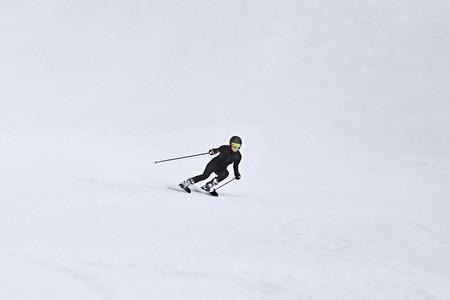Oysho Gymwear Ski Editorial 14