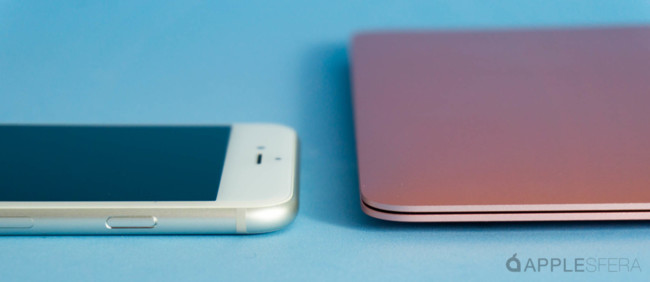 iPhone y MacBook