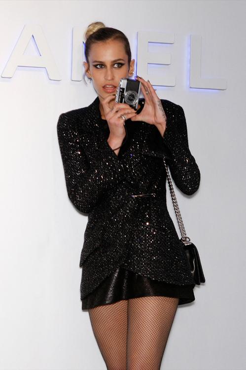 Foto de El desfile de Chanel: los invitados (30/32)