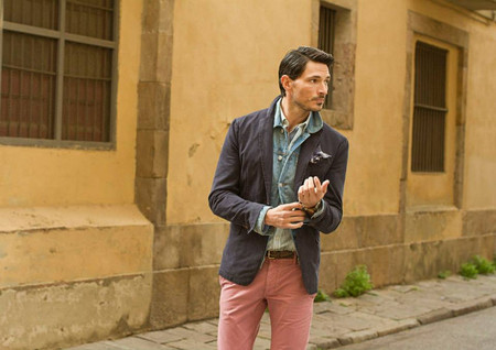 Andres Velencoso for HE by Mango AW 2013