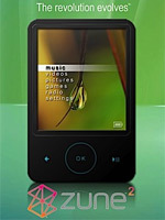 Zune Draco, el posible Zune flash