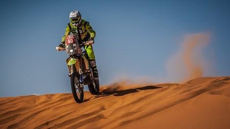 Edwin Straver Dakar 2020 3