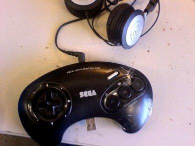 MP3 Sega MegaDrive