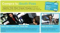 South Pass, pase para viajar en bus por algunos destinos sudamericanos