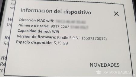 Info Dispositivo