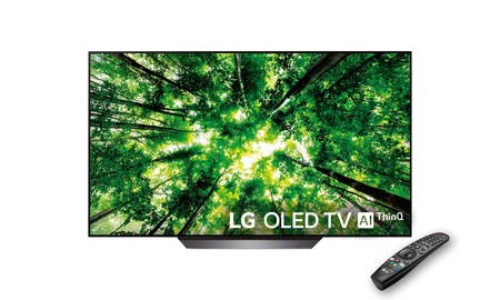 De gama alta, con panel OLED y de 55 pulgadas 4K, la LG OLED55B8PLA, ahora, en eBay, sólo 999,99 euros
