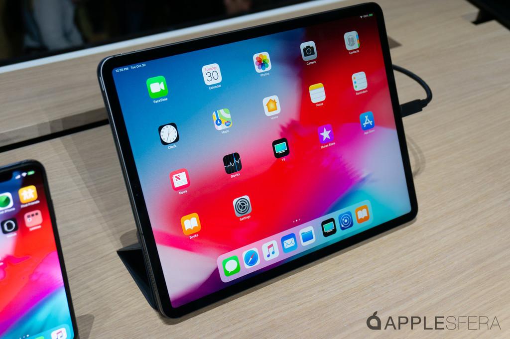 Así queda la gama iPad: del <stro />iPad℗</strong> mini a la bestia del <strong>iPad℗</strong> Pro 2018 &#8220;>     </p> <div class=