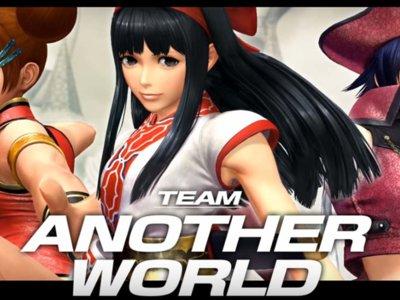 El equipo 'Another World' se muestra en el nuevo tráiler de The King of Fighters XIV