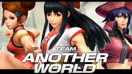 El equipo 'Another World' se muestra en el nuevo tráiler de The King of Fighters XIV