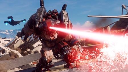 Armas, caos y destrucción a tutiplén en el nuevo y frenético adelanto de RAGE 2