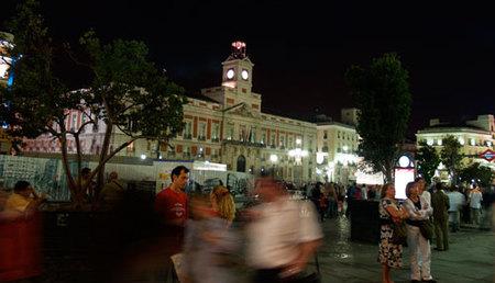 Madrid en verano