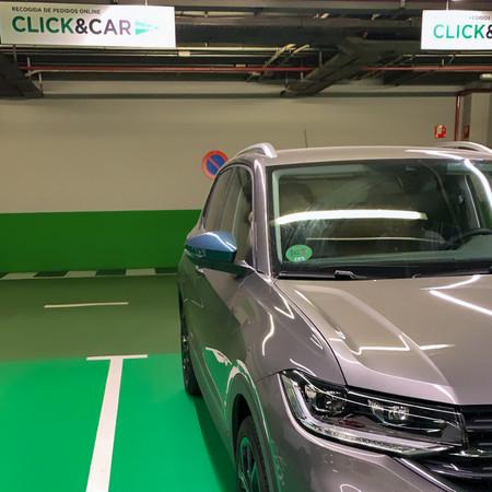 Click&Car El Corte Inglés