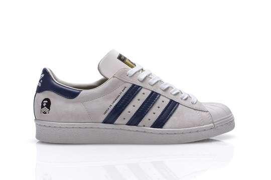 Foto de Zapatillas Adidas x BAPE (1/7)