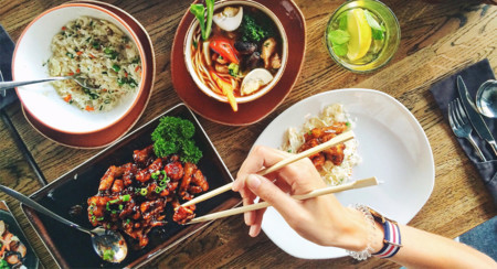 Usa MenuSnap para saber lo que comes cuando viajas al extranjero