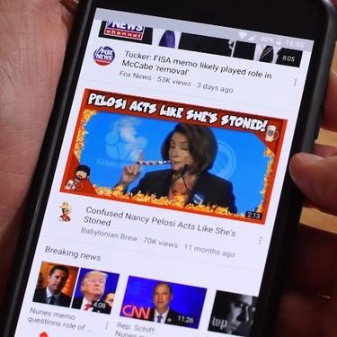 Algoritmo de Youtube: por qué siempre te recomienda conspiraciones y bulos
