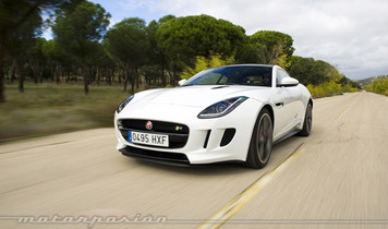 Jaguar F-Type R Coupé, prueba (parte 2)