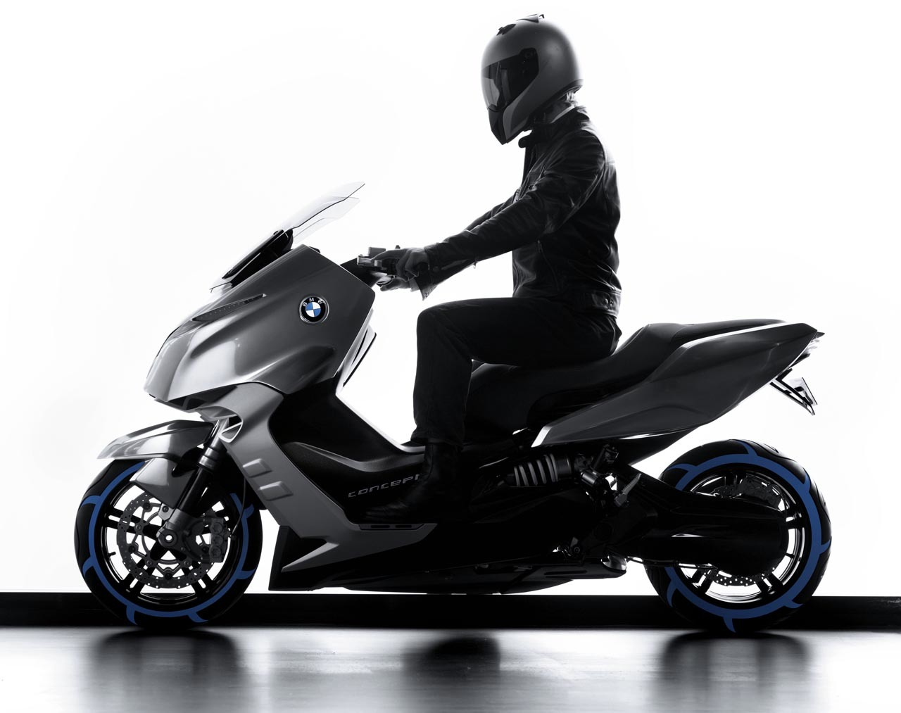 Foto de BMW Concept C Scooter, el Scooter del futuro según BMW (11/19)