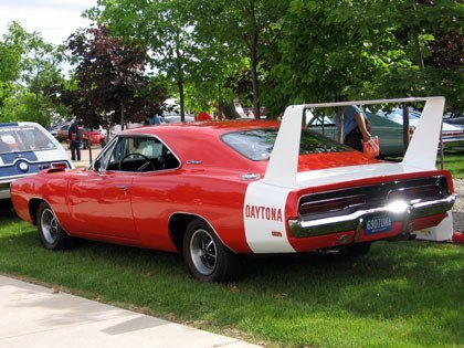 Dodge Charger 40 Anniversary