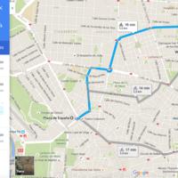 Ya puedes planificar tus rutas en bici a través de Google Maps