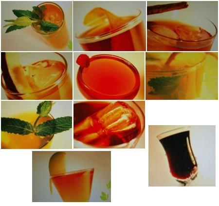 Summer Tea Cocktails Hornimans, otra forma de tomar té