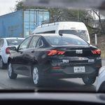 El Chevrolet Onix ya rueda en México: esto sabemos del rival de Virtus y Versa