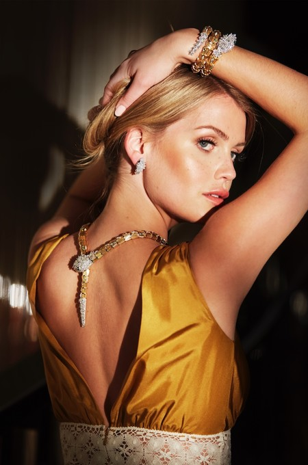 Kitty Spencer Bulgari Jewelry Campaign10378