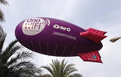 ONO WiFi llega a Valencia y Terrasa con el fin de descongestionar de datos la red móvil