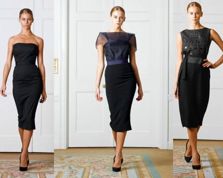 Colección de Victoria Beckham en la Semana de la Moda de Nueva York