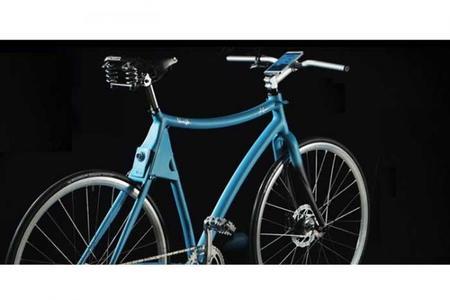 Samsung lanza la primera bicicleta inteligente