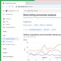 Google renueva por completo la Consola para desarrolladores de Google Play