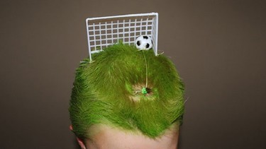 """El """"día del peinado loco"""" existe y los niños se lo pasan bomba. Tenemos pruebas"""