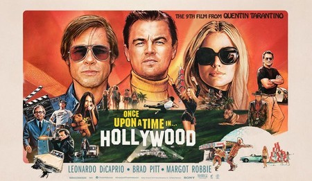 Onceuponatimeinhollywood Poster 768x445